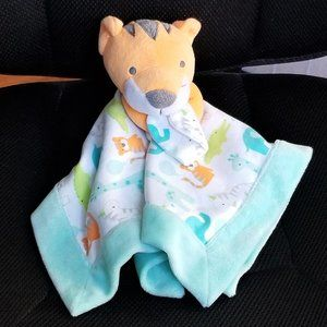 Baby Lovey Security Blanket Animals SUPER SOFT